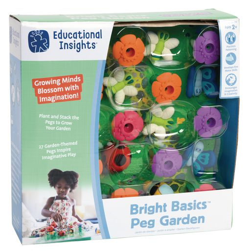 Bright Basics™ Peg Garden