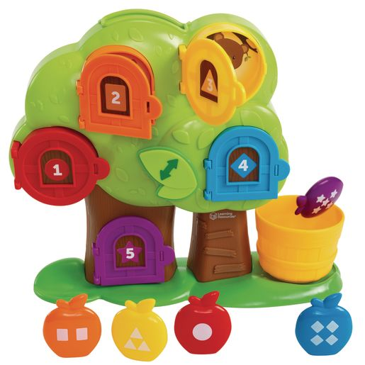 Image of Hide & Seek Learning Tree House