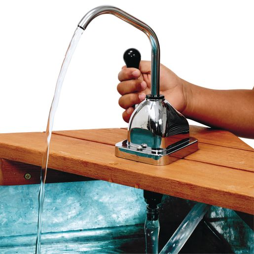 Water Table Hand Pump