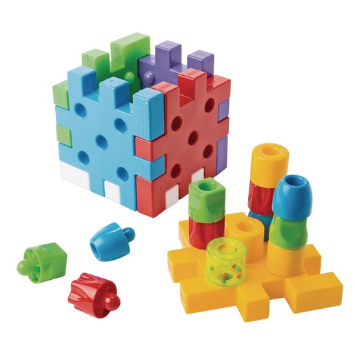 Image of First Building Blocks Game