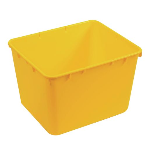 X-Size Cubby Tray - Yellow