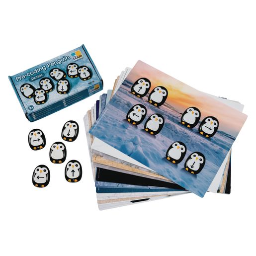 Pre-Coding Penguin Activity Set