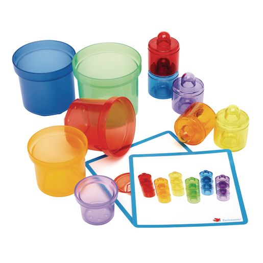 Environments® earlySTEM™ Toddler Light Table Explorations Set