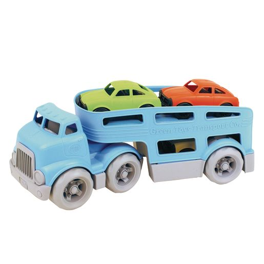 Green Toys™ Car Carrier and 3 Cars