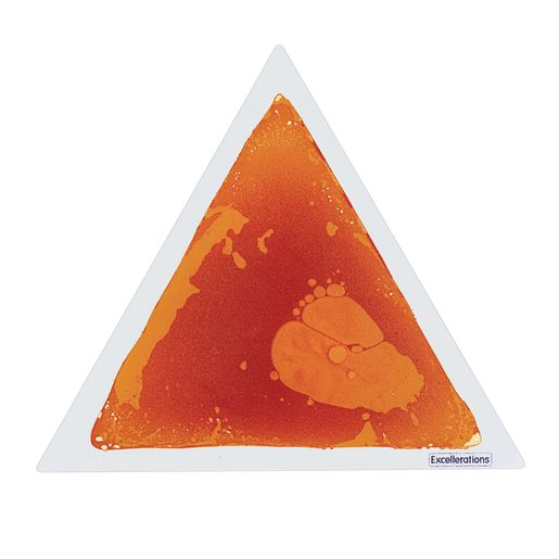Image of Excellerations Liquid Tile Triangle