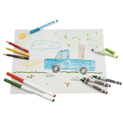 Crayola Inspiration Art Case Set of 140