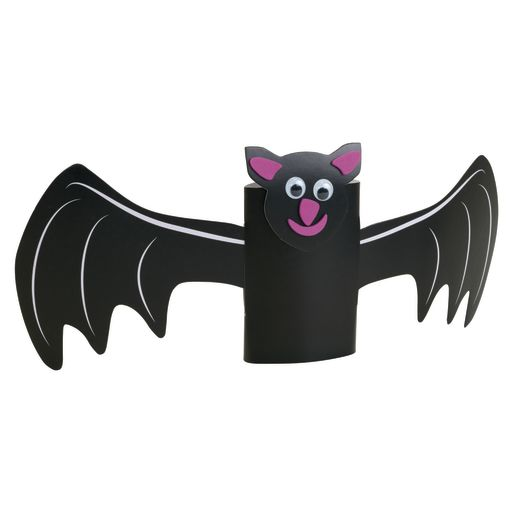 Image of Colorations Fun Flying Bats - Set of 12