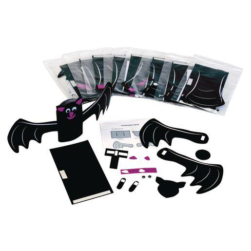 Colorations Fun Flying Bats - Set of 12