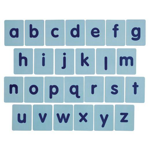 Excellerations® Tactile Lower-Case Alphabet Letters