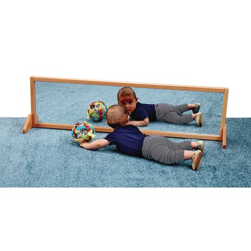 Environments® Infant Acrylic Floor Mirror