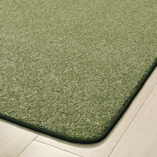 MyPerfectClassroom® Premium Solid Carpet 4' x 6' Light Green
