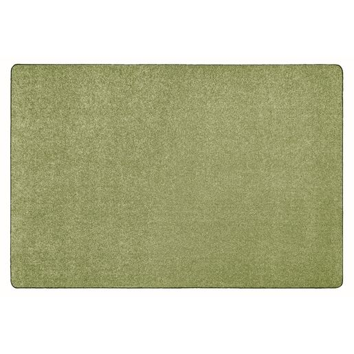 MyPerfectClassroom® Premium Solid Carpet 6' x 9' Light Green