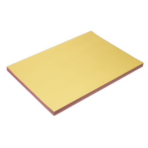 "Assorted Colors 18"" x 24"" Heavyweight Construction Paper, 100 Sheets"