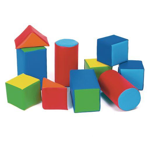 Image of Environments Soft Shape Blocks
