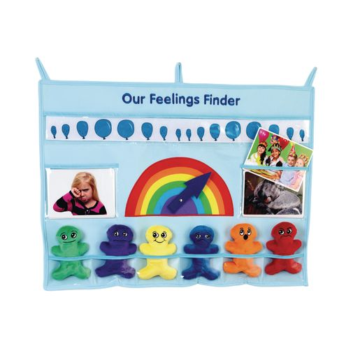 Excellerations® Feelings Finder Social Emotional Learning Activity