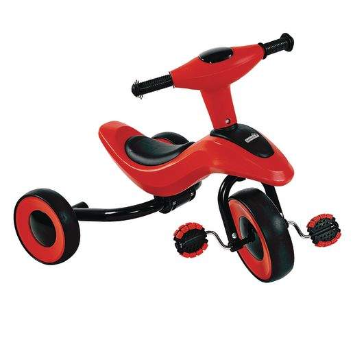 Excellerations® Lightweight Trike- Red