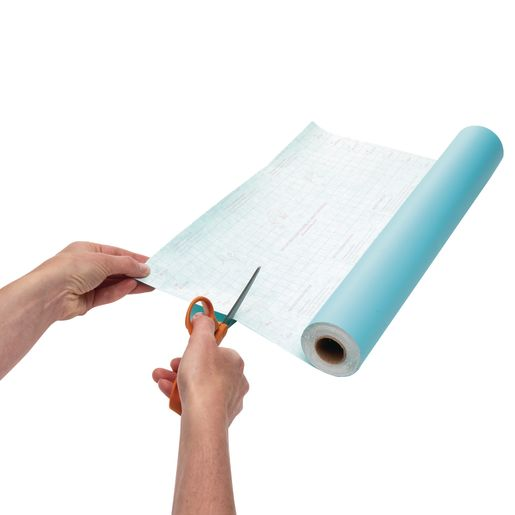 """Teal Colored Repositionable Con-Tact® Cover - 18""""W x 60'L"""