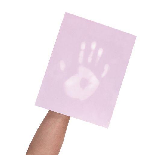 Steve Spangler Science Heat Sensitive Paper - Magenta