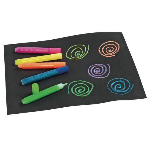 Glitter Glue - Colorations® Bright Glitter Goo Pens - Set of 25