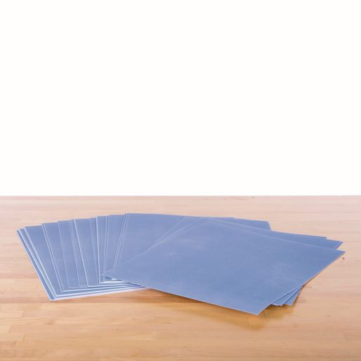 Steve Spangler Science Heat Sensitive Paper - Blue_2