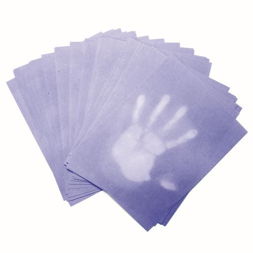 Steve Spangler Science Heat Sensitive Paper - Blue