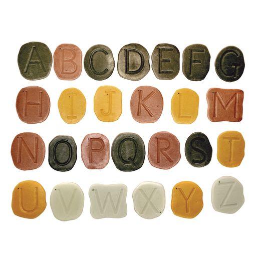 Image of Feels Write Uppercase Letter Stones