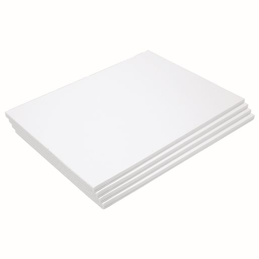 White Construction Paper 9 inches x 12 inches, 200 Sheets