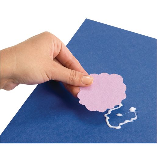 "Heavyweight Pink Construction Paper, 9"" x 12"", 300 Sheets"