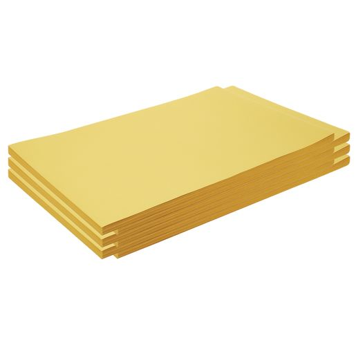"""Construction Paper, Yellow, 12"""" x 18"""", 300 Sheets"""