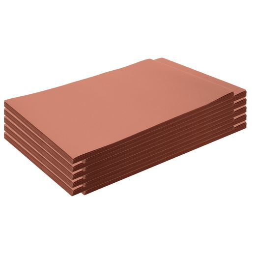 "Construction Paper, Brown, 12"" x 18"", 500 Sheets"