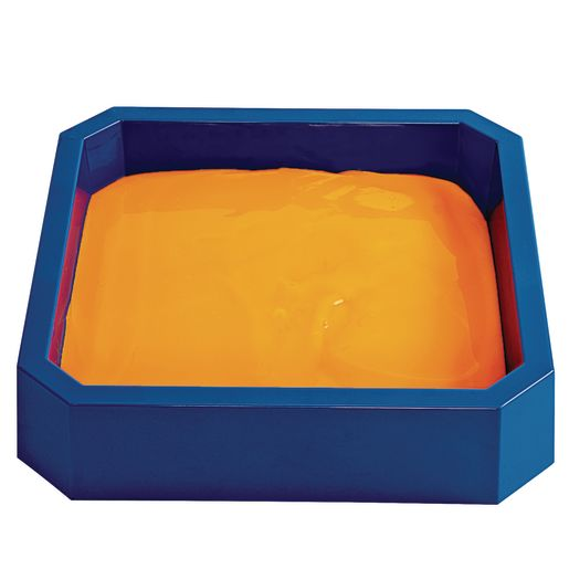 Excellerations Classroom-Sized Tub of Slime, 3lbs.- Neon Orange_3