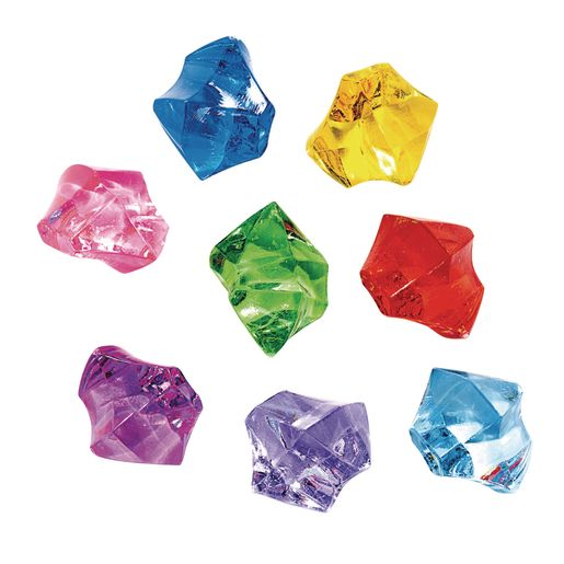 Excellerations® Acrylic Ice Rocks - 2 lbs