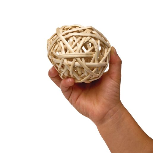 Excellerations® Wicker Balls - 10 Pieces