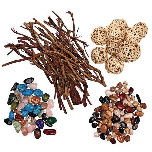 Excellerations® Natural Loose Parts Kit of 4