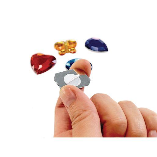 Colorations® Self-Adhesive Jumbo Gems - 1 Pound