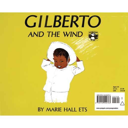 Gilberto and the Wind Paperback book