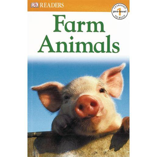 DK Readers: Farm Animals