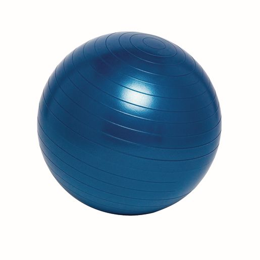 "Bouncyband® Balance Ball Weighted Seat, 17-3/4""Dia. - Blue"