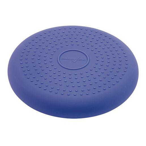 Image of Bouncyband Wiggle Seat Sensory Cushion - Purple, 10-5/8 Dia.