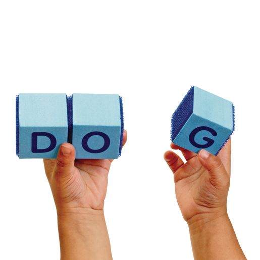 Excellerations® Hook & Loop ABC Blocks - Set of 26_2