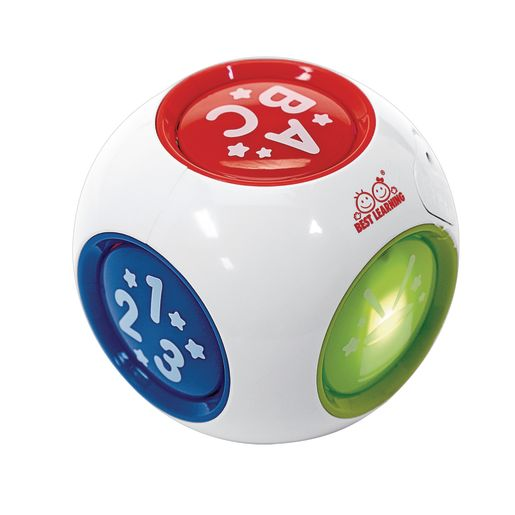 Image of Play and Learn Cube Interactive Educational Toy