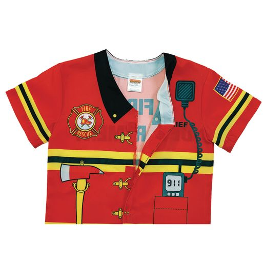 Toddler Career Costume- Fire Fighter