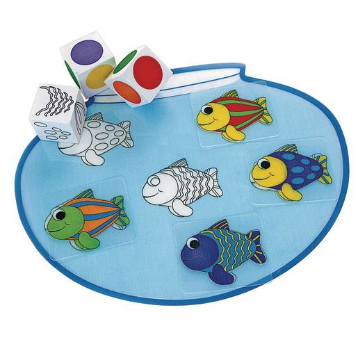 Image of Excellerations Fishing for Attributes Activity Set