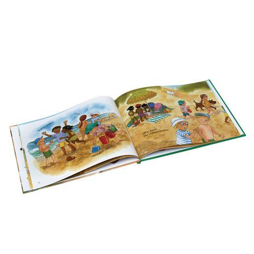 Beach Day Hardcover Book