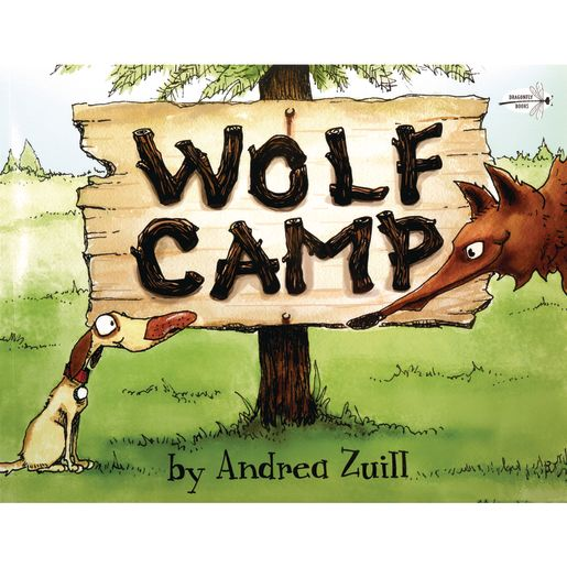 Image of Wolf Camp Paperback
