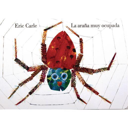 Eric Carle Spanish Board Book Set of 5