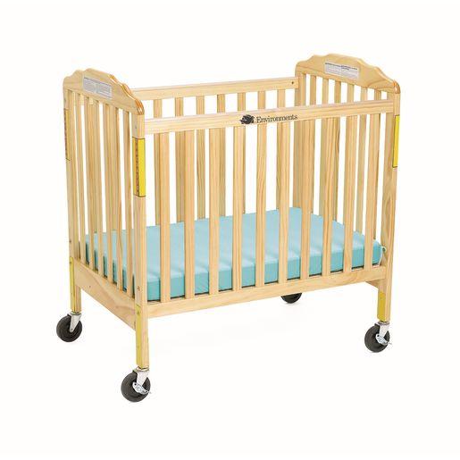 Environments® Compact Natural Evacuation Crib