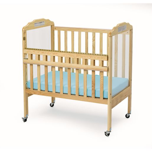 Environments® Safe-T-Side Clear View Crib