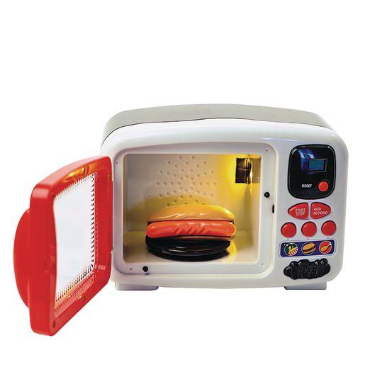 Lights & Sounds Microwave