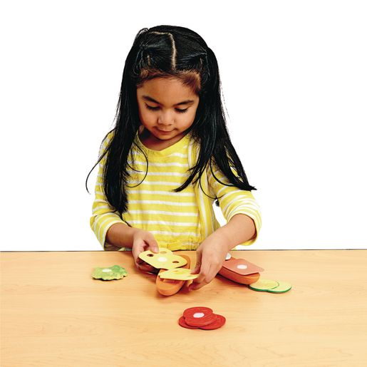 Cut and Play Food- Sandwich Playset 10-Pieces